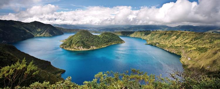 Equateur - Circuit Merveilles de l'Equateur avec extension aux Galapagos