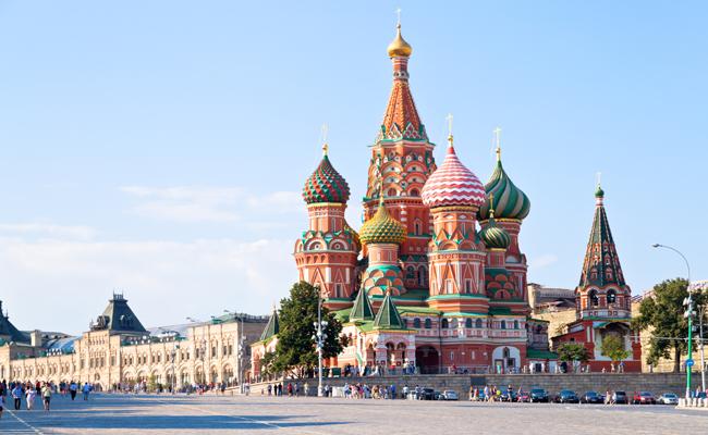 MOSCOU - SAINT PETERSBOURG - Circuit - voyage  - sejour