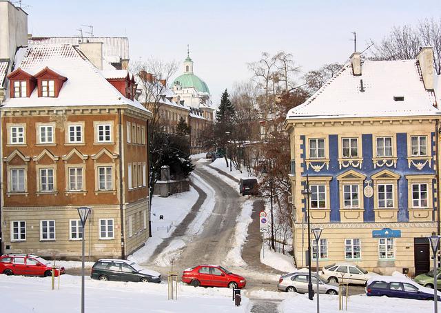 Pologne - Séjour Nouvel An à Cracovie