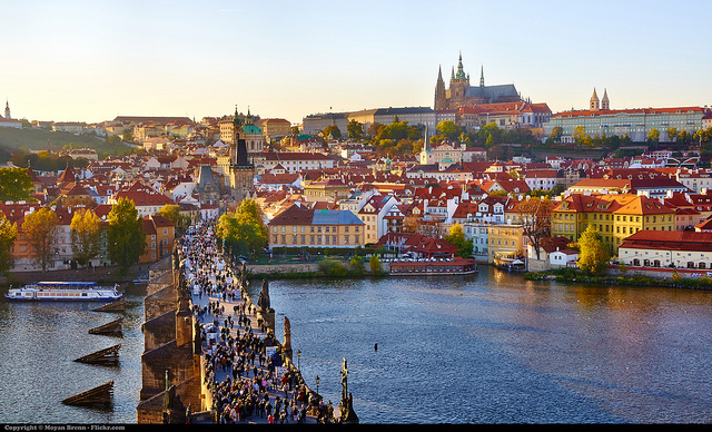 République Tchèque - Prague - Séjour Nouvel An à Prague