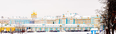Russie - Circuit Nouvel An à St Petersbourg