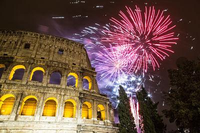 Italie - Rome - Séjour Nouvel An à Rome