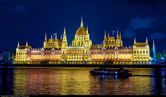CAP SUR PRAGUE, VIENNE ET BUDAPEST 2018