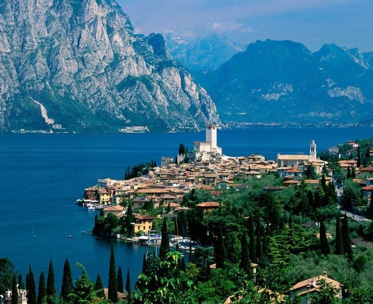 LACS ITALIENS - CIRCUIT - voyage  - sejour