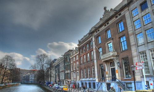 Weekend à Amsterdam en Hostel