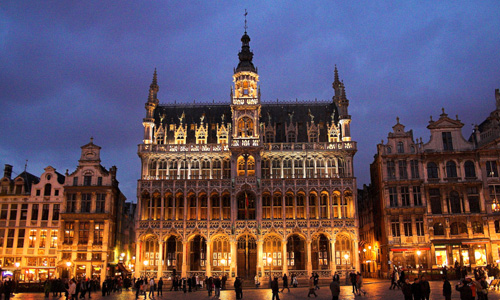 WEEK END BRUXELLES 3J/2N : HOSTEL