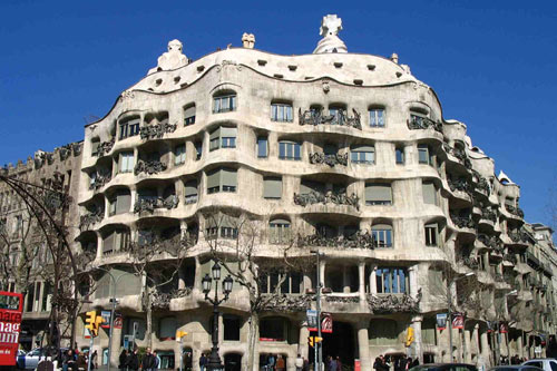 Week end barcelone 4j/3n : hostel