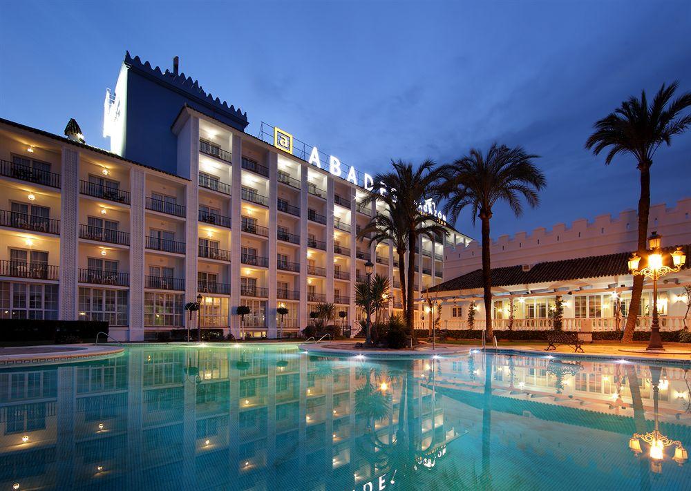 SEVILLE - HOTEL ABADES BENACAZON  - voyage  - sejour