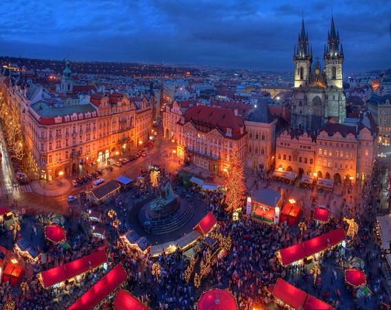 MARCHE DE NOEL PRAGUE - Weekend