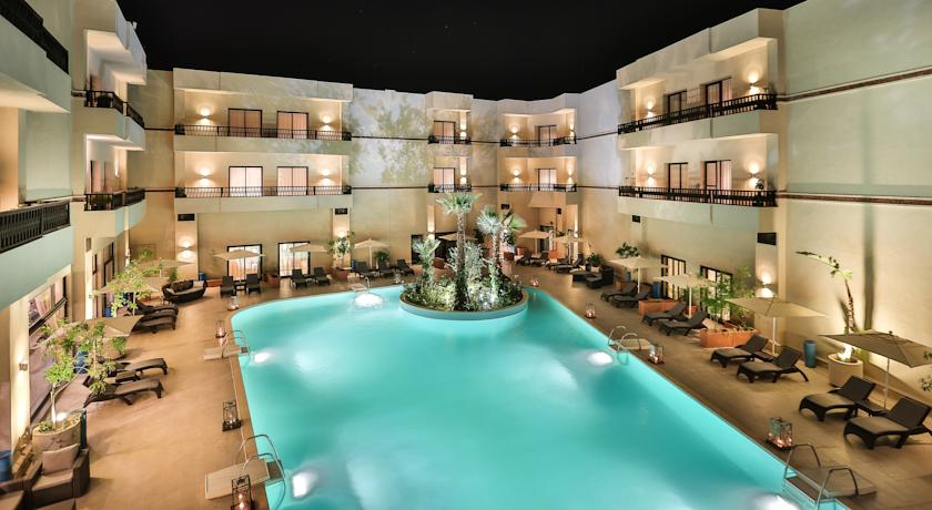 MARRAKECH - LE KECH BOUTIQUE HOTEL - Week end - voyage  - sejour
