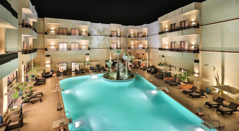 LE KECH BOUTIQUE HOTEL 4* - voyage  - sejour