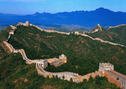 Chine - Circuit Cap sur la Chine