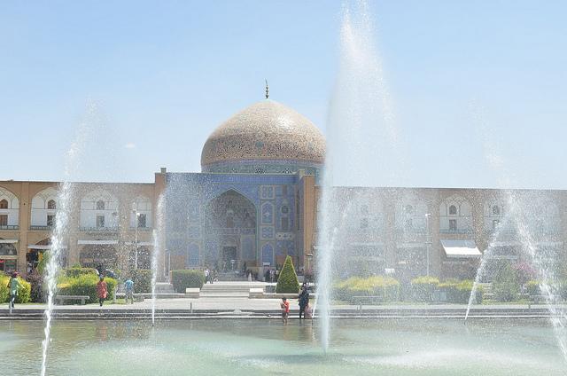 Circuit Cap sur l'Iran
