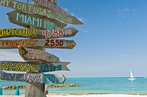 Circuit Cap sur la Floride et les Bahamas