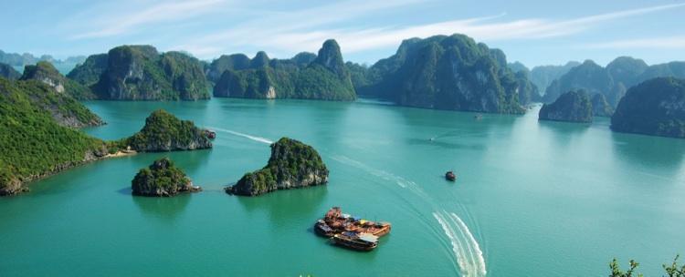 Vietnam - Circuit Merveilles du Vietnam