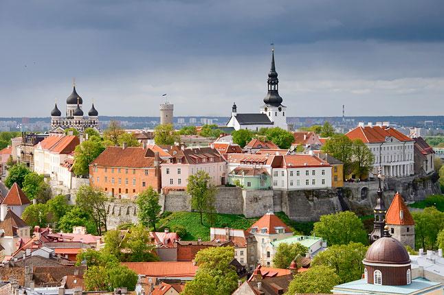 Circuit Cap sur les Pays Baltes
